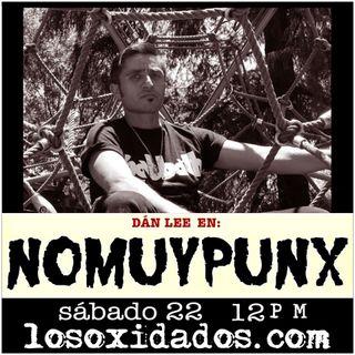 NoMuyPunx con Dán Lee