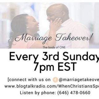 Marriage Takeover With Rev. Eric and Rev. Temeka Thompson