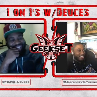 1 on 1's w/Deuces Episode 3 : Marco Bernard Interview