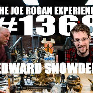#1368 - Edward Snowden