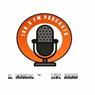 EL MUSICAL-™ 106.6 FM PODCAST LIVE