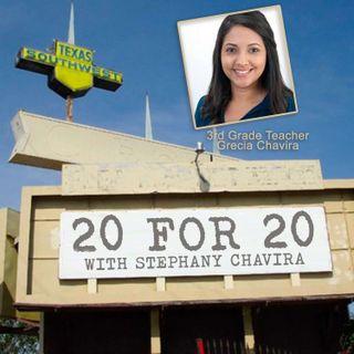 3rd Grade Teacher Grecia Chavira