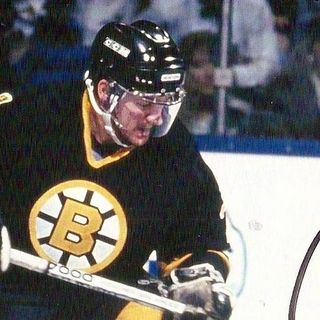 Former NHL Player and NESN Bruins Analyst Andy Brickley - August 23