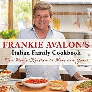 Frankie Avalon Italian Family Cookbook