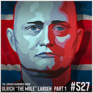 """527: Ulrich """"The Mole"""" Larsen   Undercover in North Korea Part One"""