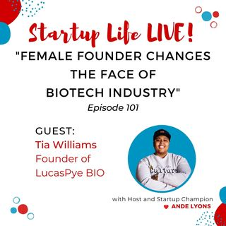 Female Founder Changing the Face of Biotech Industry