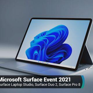 TWiT News 376: Microsoft Surface Event 2021