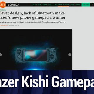 Razer Kishi Gamepad Has Nintendo Switch Vibe | TWiT Bits