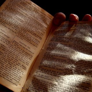 READING THE BIBLE: The Early World