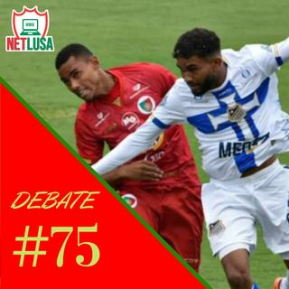 Lusa enfrenta o Água Santa nas quartas de final | DEBATE #75