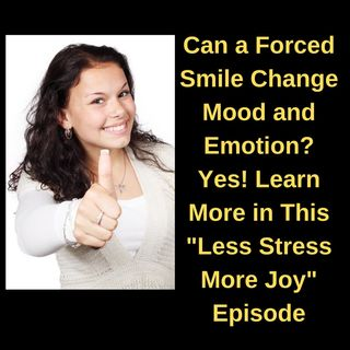 Can a Forced Smile Change Mood and Emotions?