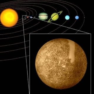 Mercurio in Pesci e la sua stazione