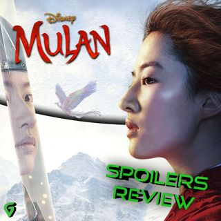 Mulan - Spoilers Review - Assassins Creed meets Disney - Or Silly Retelling?