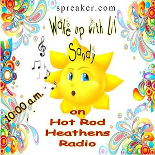 Lil' Sandy's Morning Show .2 4/21/20