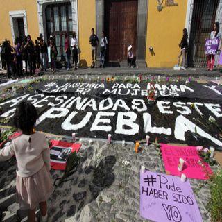 Suman 41 feminicidios en Puebla