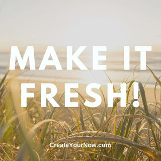 2014 Make It Fresh!