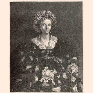 Lucrezia Borgia, ital. Fürstin (Todestag 24.06.1519)