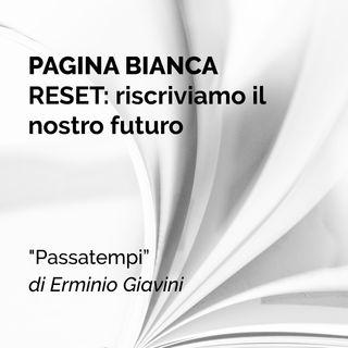 Pagina Bianca_Passatempi