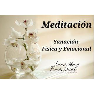 Meditacion de Sanacion Fisica y Emocional