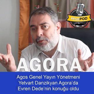 Danzikyan: Abdullah Gül'e de 'Ermeni' dediklerinde, 'olsam ne olur' diyememişti. Irkçılık deryası içerisindeyiz