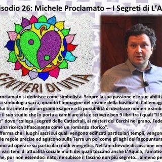 Ep.26 Michele Proclamato - Simbologia