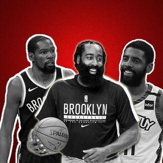 Porque Curry NÃO vai ser o MVP; Esse Nets vai dar liga? e Jordan x LeBron - Na Tábua #35