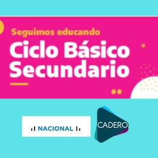 Educar Ciclo Básico - Radio Nacional -CADERO