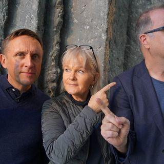 Jonathan Lindström, Sissela Kyle och Göran Everdahl