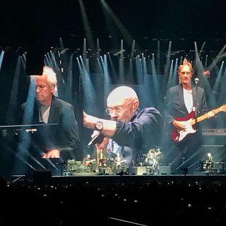Parliamo dei Genesis che, dopo 14 anni, lo scorso 21 settembre hanno iniziato da Birmingham, quello che forse sarà l'ultimo tour della band.