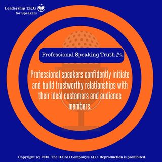 What Client? Professional Speaking Truth #3 | Lakeisha McKnight | Truth Training Thursday