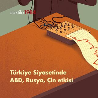 Türkiye Siyasetinde ABD, Rusya ve Çin Etkisi  | Çavuşesku'nun Termometresi #22
