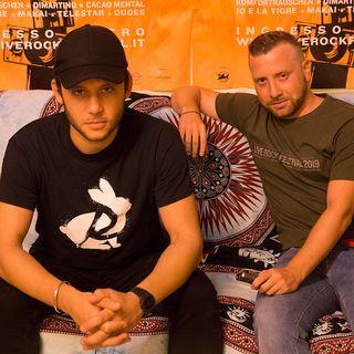 Intervista a Rancore (Live Rock Festival, Acquaviva, 28/08/2019)