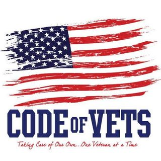 Code of Vets founder Gretchen Smith, Carmine Sabia & Tim Anderson