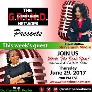Shavannah Moore | D.I.V.A.S. | June 29, 2017 | S01E01