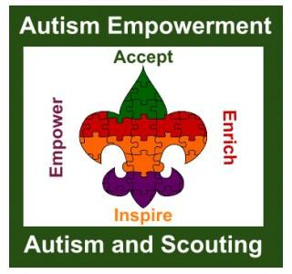 Autism Empowerment unveils a new Autism and Scouting website