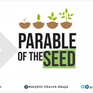 Parable of The Seed Part 2 with Pastor Sunday Ogidigbo (First Service)