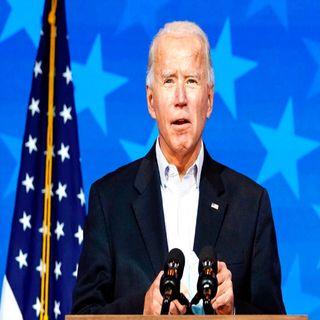 Biden's First Speech As President-Elect