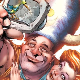 "Source Material #100 - ""The Flintstones"" (DC) (2016) - part 2"