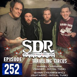 Royal Tusk (Band) - Traveling Circus #252