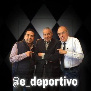 Al aire sus Radio Servidores Rudo, Pepe y Alex en Espacio Deportivo de la Tarde 23 de Febrero 2021
