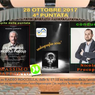Radiografia Scio' - N.04 del 28-10-2017