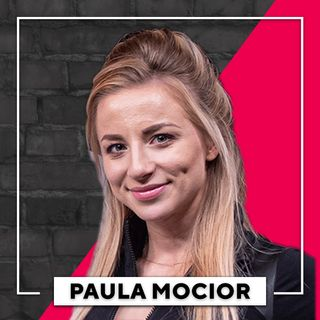 1. Paula Mocior - zawodniczka bikini fitness, trenerka personalna