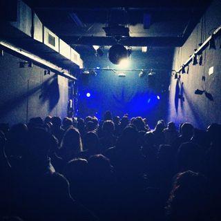 HMCF live @COVO_CLUB