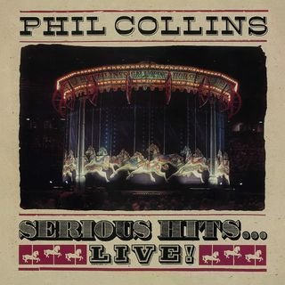 ESPECIAL PHIL COLLINS SERIOUS HITS LIVE 1990 #PhilCollins #SeriousHitsLive #r2d2 #yoda #mulan #twd #onward #westworld #westworlds3 #yoda