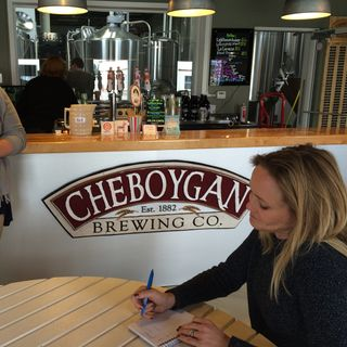 Cheboygan Brewery on Cinco de Mayo