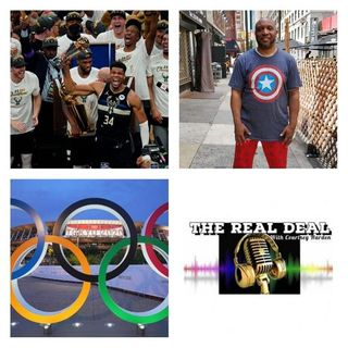 EPISODE 69 - GIVING YOU THE REAL DEAL OF SPORTS