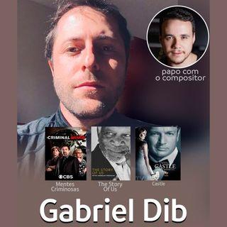 O SOM DA CENA - Música Original - Gabriel Dib