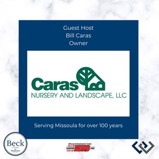 Episode 38 Bill Caras, owner of Caras Nursery and Landscaping