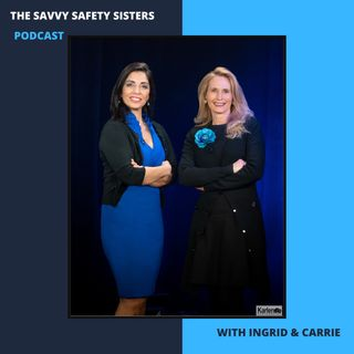 Savvy Safety Sisters Podcast - National Preparedness Month