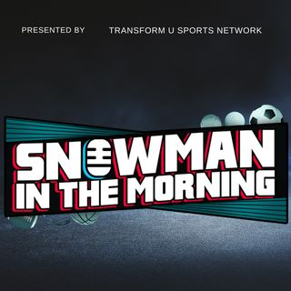 Snowman in the Morning (WildCard Thursday)